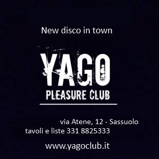 Yago Pleasure Club