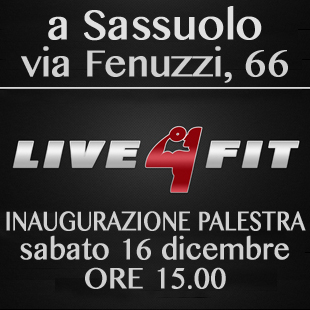 Live 4 fit
